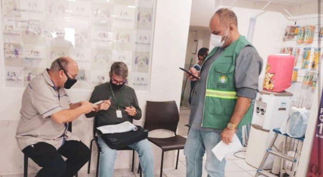 Sedet autua 100 estabelecimentos veterinários em Maceió
