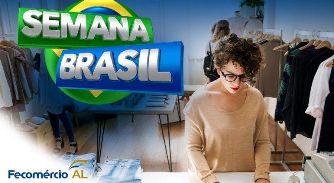 Semana Brasil vem com promessa de desconto para consumidores