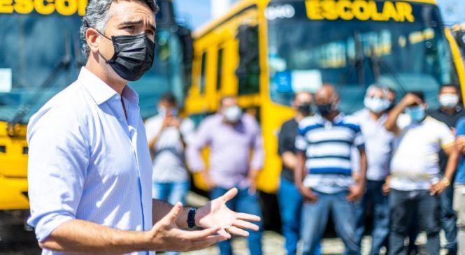 Projeto Meu Transporte Novo deve beneficiar 75 mil alunos que dependem de ônibus escolar em AL