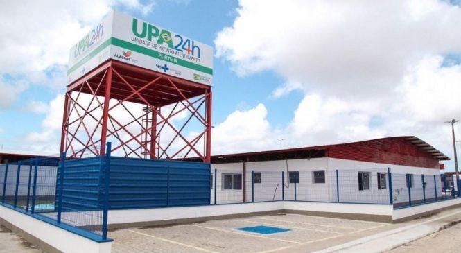 Governo de Alagoas inaugura hoje no Cidade Universitária a 5ª UPA de Maceió