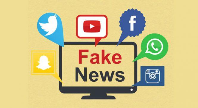 Congresso recebe novo projeto do governo de apoio as fake news