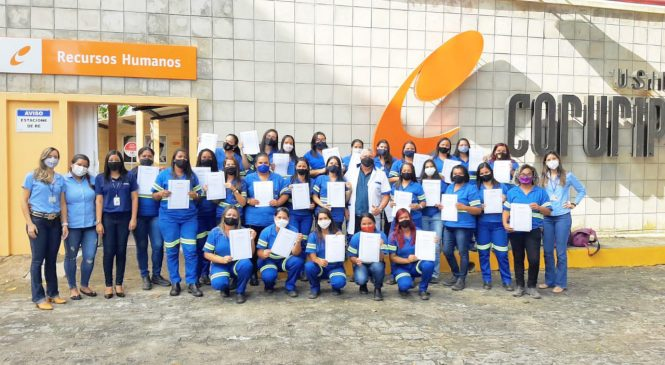 Cursos do Senai em parceria com a Usina Coruripe empoderam mulheres