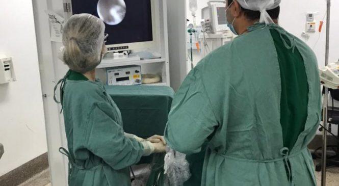 Santa Casa de Maceió investe em endoscopia urinária para crianças