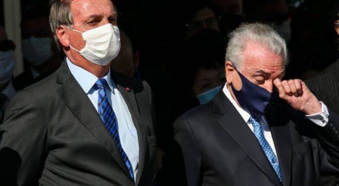 Bolsonaro fala com Alexandre Moraes, pede desculpas e recua em nota oficial