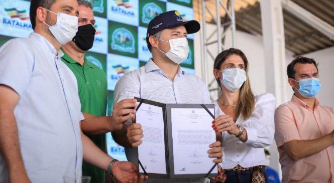 Governo de Alagoas vai investir R$17,5 mi na construção da unidade do Ifal em Batalha