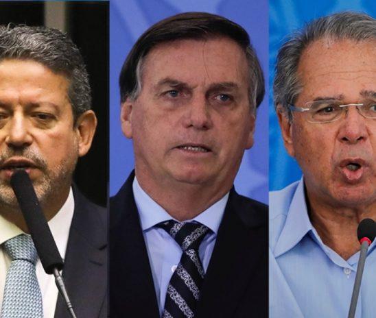 Bolsonaro, Guedes e Lira colocam Brasil em queima de estoque rumo à recessão