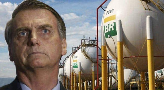Bolsonaro diz ter 'vontade' de privatizar Petrobras