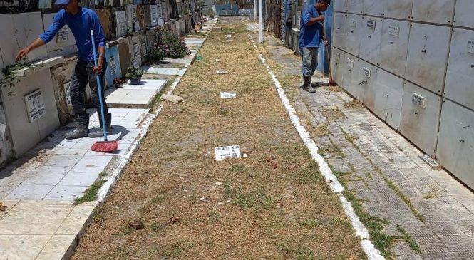 Cemitério Santo Antônio, em Bebedouro, é liberado para visitas a partir do próximo domingo