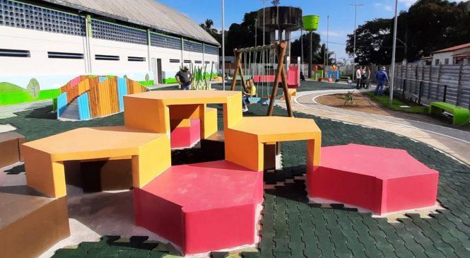 Minha Cidade Linda e Cria se unem para promoção de intervenções urbanas destinadas à primeira infância