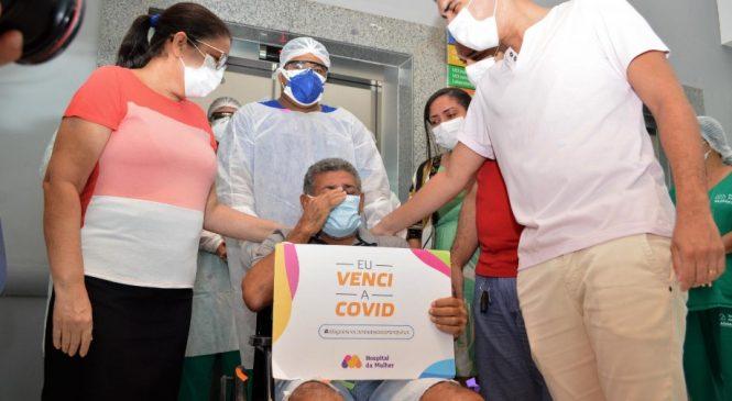 Pela primeira vez em 19 meses, não houve em Alagoas morte por Covid-19 em 24h