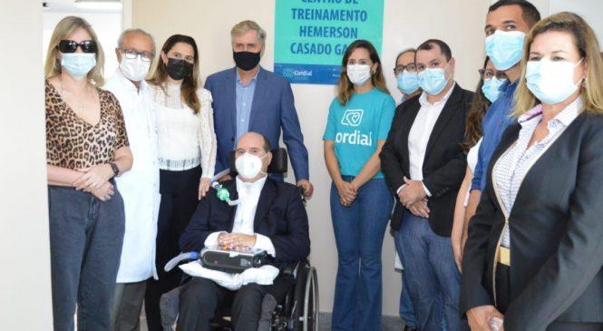 Dr. Hemerson Casado é homenageado e ganha centro de capacitação com seu nome em Maceió