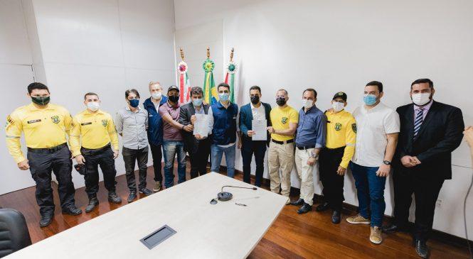 Promulgada correção salarial de agentes de trânsito de Maceió