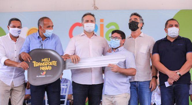 Governo de Alagoas assume construção de creches e autoriza mais duas unidades no interior