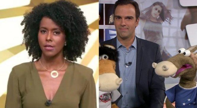 Mudanças na Globo: Maju vai para o Fantástico e Tadeu Schmidt apresentará o BBB 22
