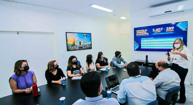 Sesi Senai e prefeitura discutem parcerias para ampliação da educação profissional em Arapiraca