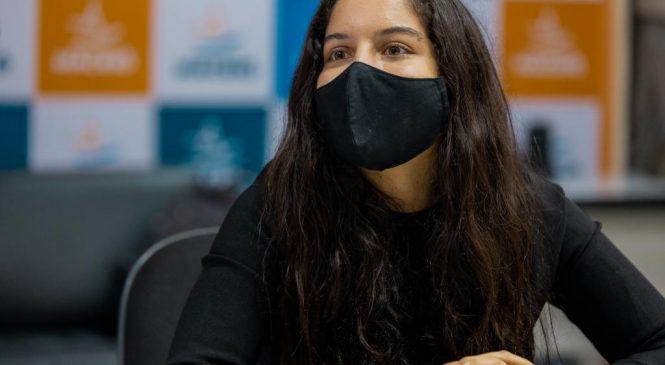 """Aluna do Sesi Alagoas avança entre os dez finalistas do """"Nobel da Educação"""""""