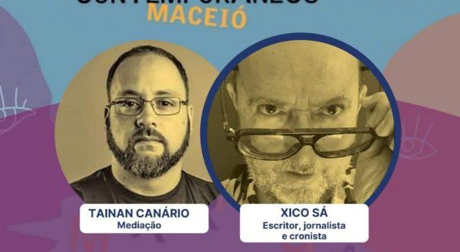 Xico Sá apresenta Mundo digital e sociedade em rede, nesta 4ª feira no Deodoro