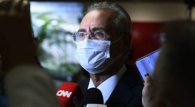 Renan: Bolsonaro será indiciado por 11 crimes no relatório da CPI da Covid
