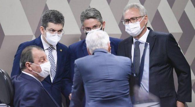 Apresentação de Relatório da CPI da Covid foi adiado